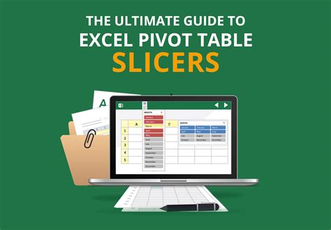 excel pivot table tutorial 2010 the guide to excel pivot table slicers free