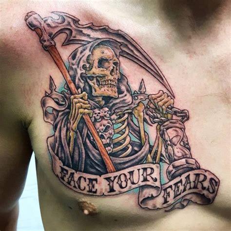 tattoo pictures grim reaper 95 best grim reaper tattoo designs meanings 2018