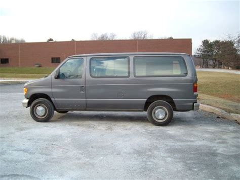 sell used 1994 ford e 250 econoline work van in exton pennsylvania united states