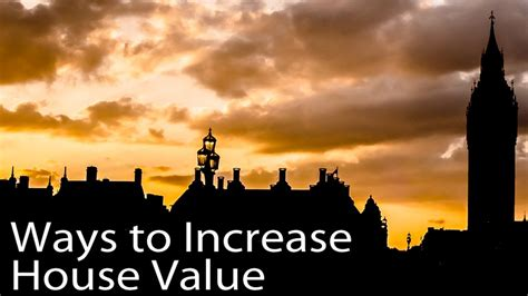 10 steps to increase your house value infographic