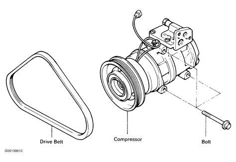 toyota ta a drive belt diagram toyota free engine image
