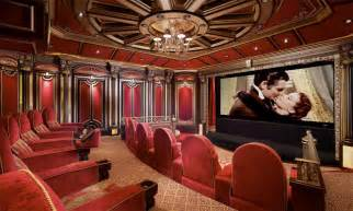 Home Theater Interiors 20 Home Cinema Interior Designs Interior For Life