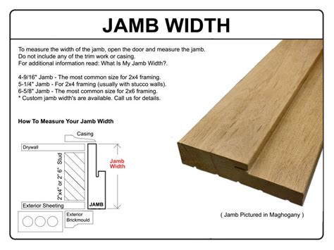 Building A Door Jamb For Interior Door Door Jamb 검색 Doors Door Jamb And Doors