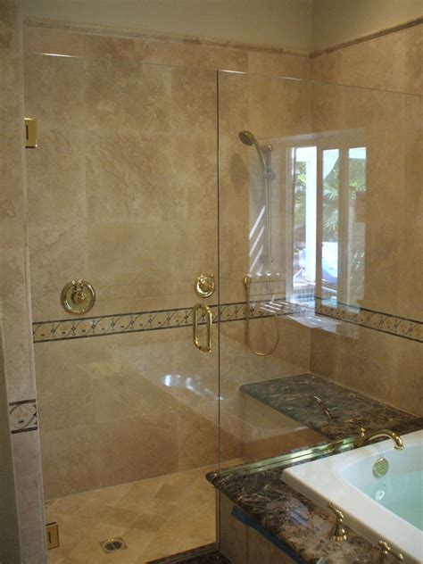Two Panel Sliding Shower Bath Screen awesome decorations of glass shower enclosures designoursign