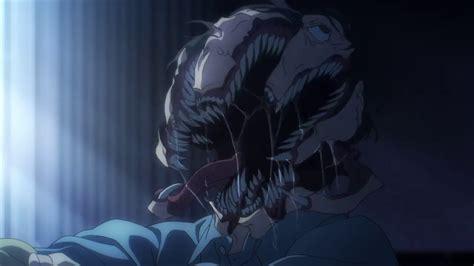 anime parasyte just manga parasyte anime