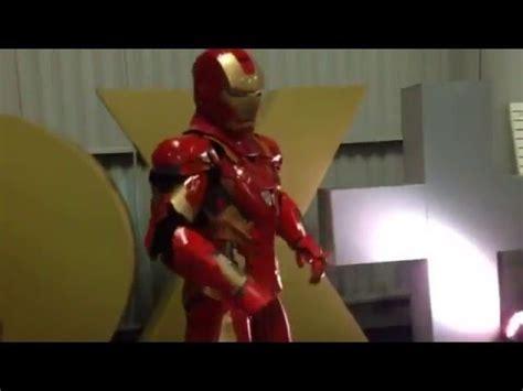 iron man mark cosplay gt youtube