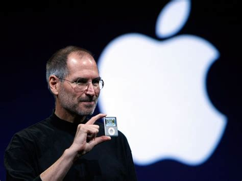 Stave Apple why apple can t quit steve abc news