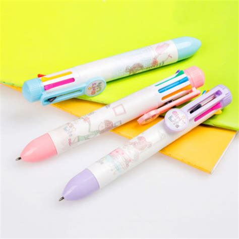 10 in 1 multi color pen 8 in 1 colors ballpoint pen multi color point pens