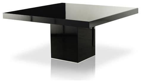 Contemporary Square Dining Table Modloft Beech Square Dining Table Modern Dining Tables
