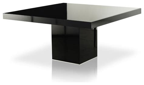 modern square dining tables modloft beech square dining table modern dining tables
