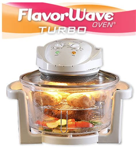 Kitchen Living Turbo Convection Oven Manual Flavorwave Oven Turbo Halogen Convection Oven 12l