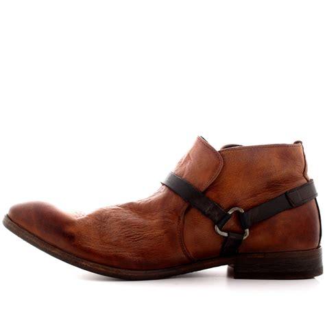 mens h by hudson hague work formal smart suit dress ankle