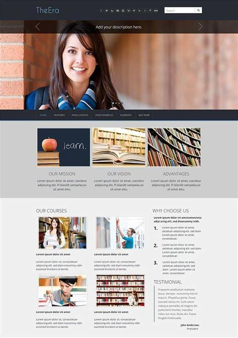 free weebly templates 20 gorgeous free weebly templates utemplates