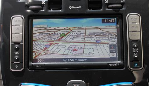 how make cars 2011 nissan murano navigation system video 2011 nissan leaf ev navigation system demo