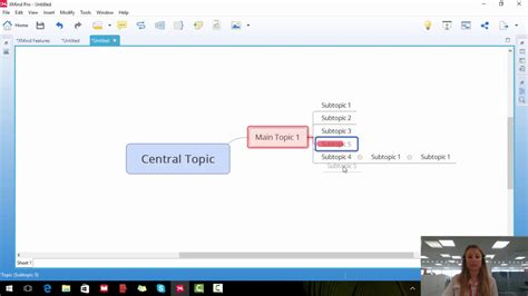 tutorial xmind 7 xmind tutorial inputting content youtube