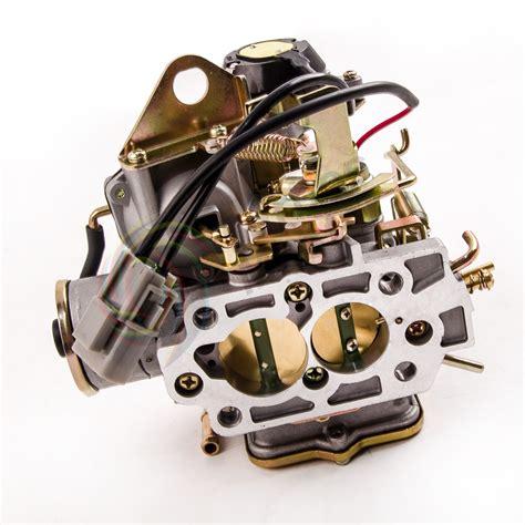 Nissan Terrano Kit Carburator carburetor carb for 1983 86 nissan 720 1984 bluebird 2 4l z24 engine ebay