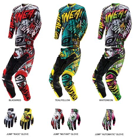 o neal motocross gear o neal 2013 hardwear mx gear product test