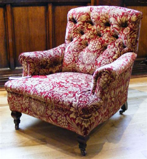 Morris Armchair by Morris Co Upholstered Armchair