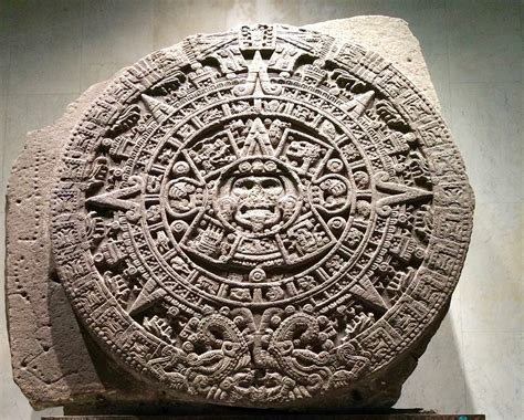 Calendario Azteca Y Inca Free Photo Aztec Calendar Aztec Museum Free Image On