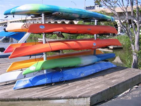 Kayak Rack by 301 Moved Permanently