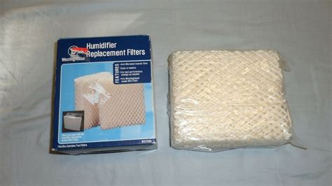 2 westinghouse humidifier filters wst7505 for model wst7503 ebay