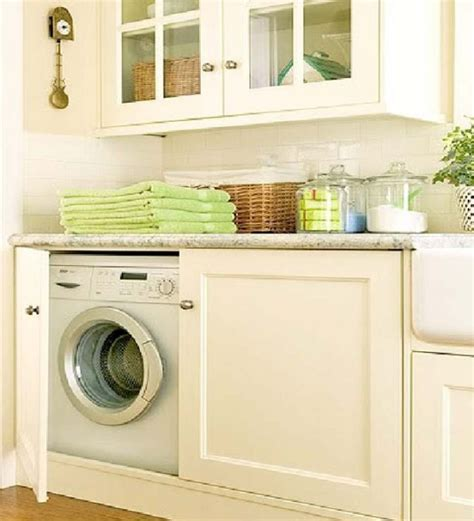 washer and dryer cabinets hide laundry laundry room pinterest