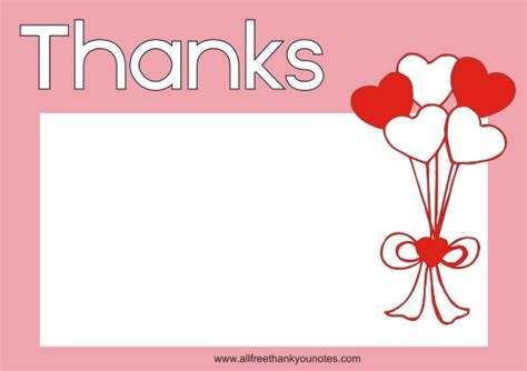printable thank you valentine cards all free valentines day thank you notes and thank you cards