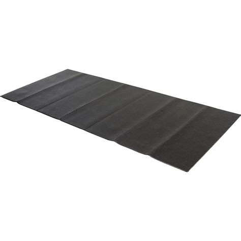 Mat Exchange by Stamina Products Fold To Fit Equipment Mat Exercise Mats