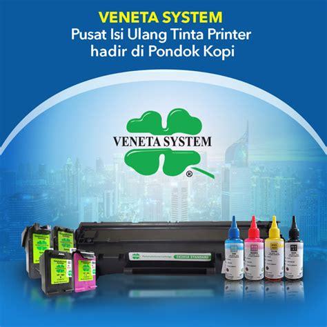 Isi Ulang Tinta Toner veneta indonesia gorefill gogreen ada banyak promo di