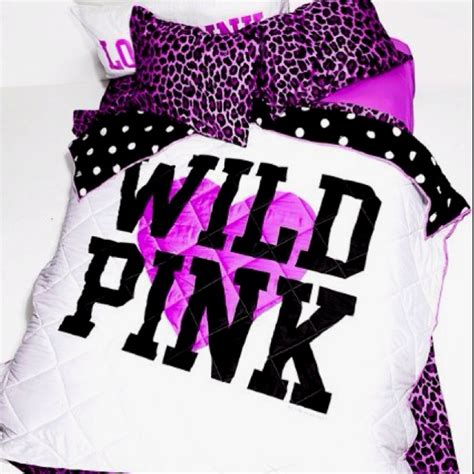 victoria secret pink bed set 36 best victoria secret love images on pinterest