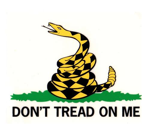 Dont Tread On Me don t tread on me decal bay listings