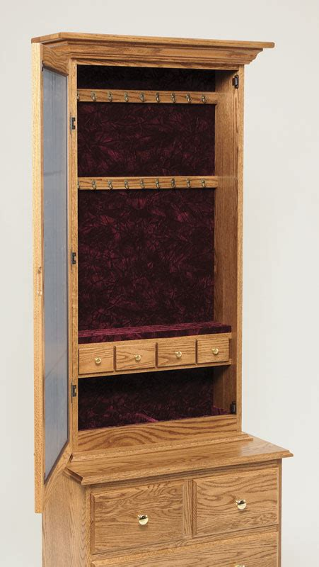 armoire base mirrored armoire with 3 drawer base ohio hardwood furniture