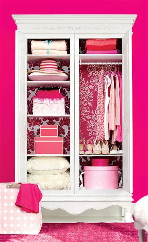 Pink Closet by Closet Organization Make Your Closet In Four Simple