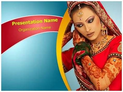 Pin By Thetemplatewizard On Indian Culture Powerpoint Indian Culture Ppt Templates Free