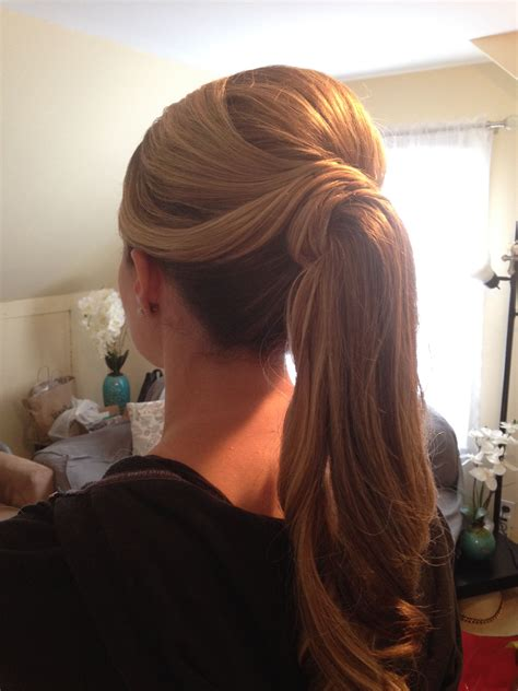 Fancy Ponytail Hairstyles by Fancy Ponytail Hairstyles Aka The Ponytail Hair