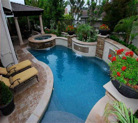 small pools for small yards small pools on arizona home design ideas