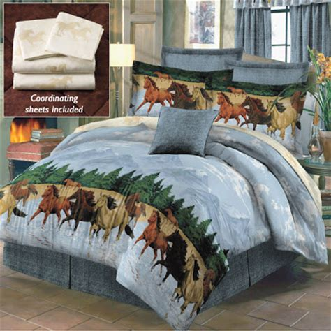 horse bed best horse gifts new horses by the water bed in a bag set