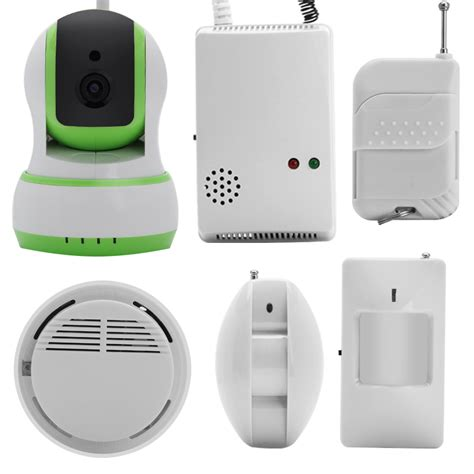 smart home safety security kit ip gas detector