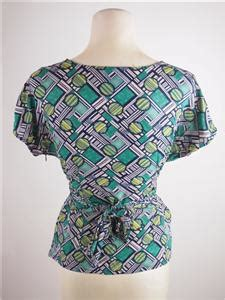 L 799 Adorable 2 Colours Kimono Best Seller anthropologie odille green graphic print rayon kimono wrap tie waist top 6 s ebay