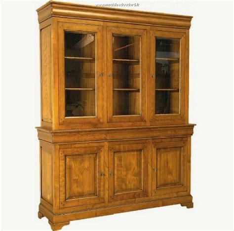 louis philippe möbel biblioth 232 que merisier massif louis philippe