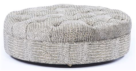 plush ottoman plush furniture large ottoman with modern styling