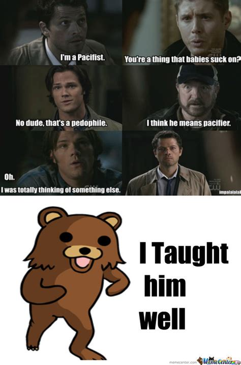 Supernatural Funny Memes - supernatural by derpettewashere meme center