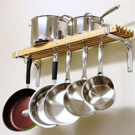 kitchen pot rack ideas best 25 hanging pans ideas on hanging pots