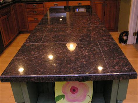Tile Bar Top by 10k Kitchen Remodel Review 10 Granite Tile Counter Top