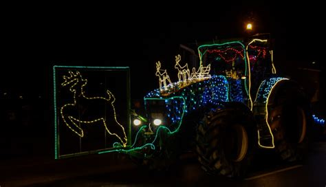 tractor christmas run part 3 jan bens