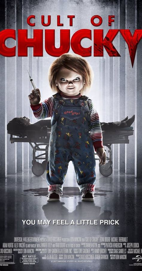 chucky film series wikipedia cult of chucky 2017 imdb