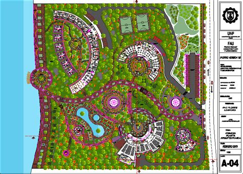ecological recreation  event space dwg full project