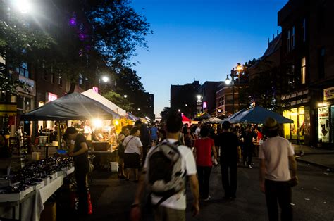 Laurent Day View montreal in pictures the st ambroise montreal fringe