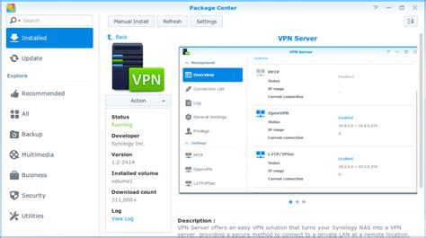 openvpn server port synology openvpn connection from android digital nomad