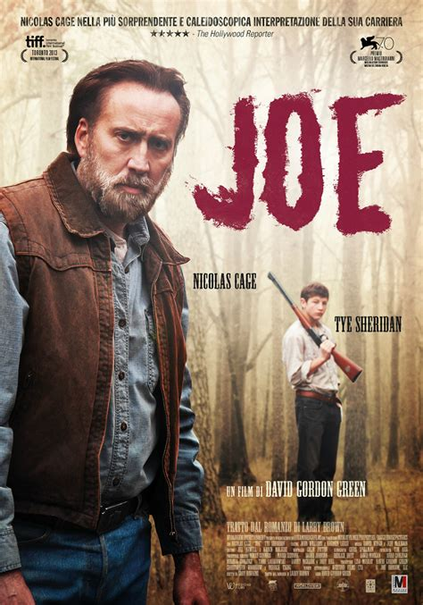 joe movie nicolas cage watch online joe film 2013